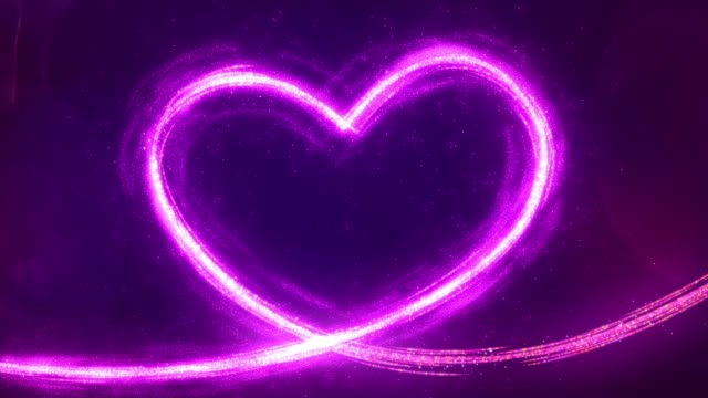 heart animated background - valentines background stock videos & royalty-free footage