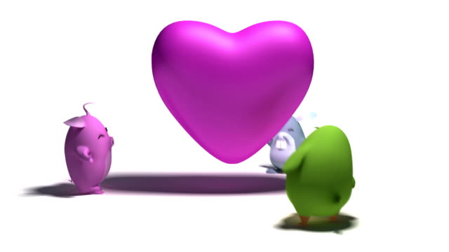 Heart dance Loopable