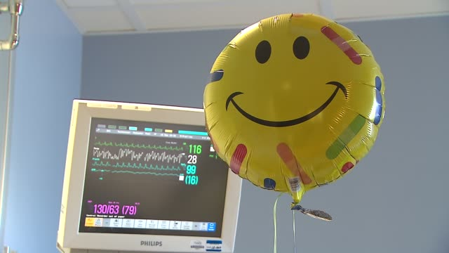 Heart Monitor With Balloon