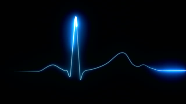 heart rate monitor - operating theatre stock videos & royalty-free footage