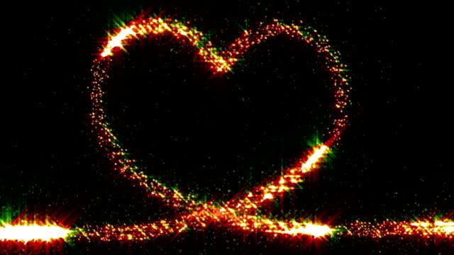 Heart shape loop