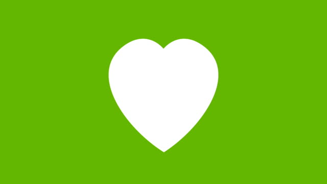 heart shape - st. patrick's day stock videos and b-roll footage