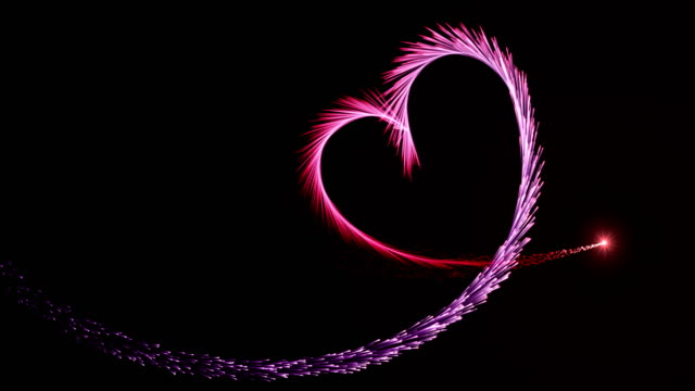 heart - valentine's concept - heart shape stock videos & royalty-free footage