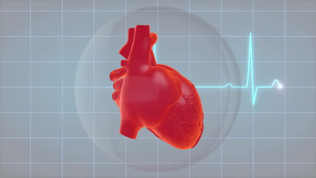 heartbeat - pulsating stock videos & royalty-free footage