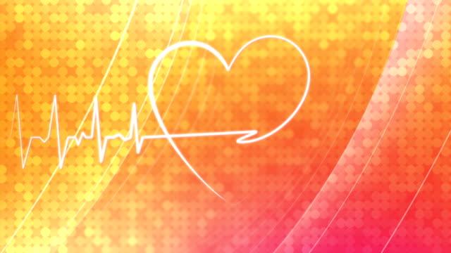 vídeos de stock, filmes e b-roll de forno - sistema de condução cardíaco