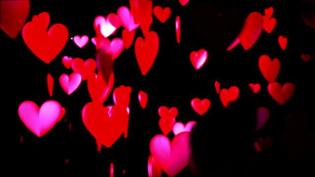 hearts - desire stock videos & royalty-free footage