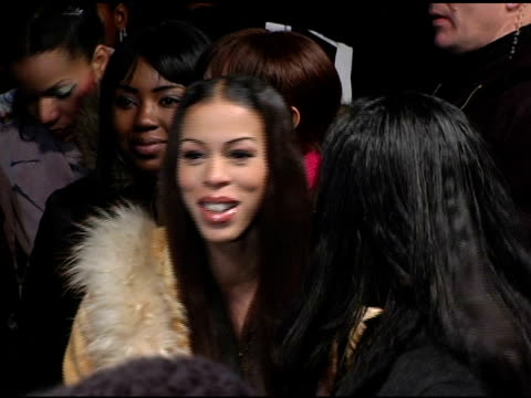 heather hunter at the dons and diva's black party hosted by mary j blige and presented by wendy williams at crobar in new york new york on december... - heather hunter stock videos & royalty-free footage