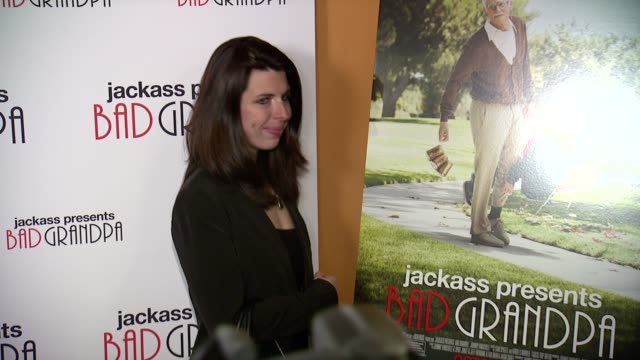 Heather Matarazzo at Jackass Presents Bad Grandpa New York Special Screening at Sunshine Landmark New York NY on 10/21/13 in New York NY