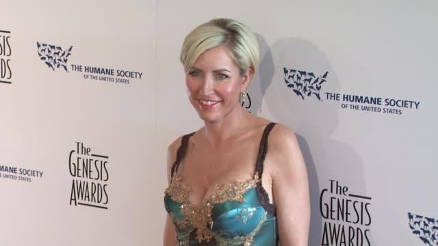Heather Mills at the 23rd Genesis Awards at Los Angeles CA