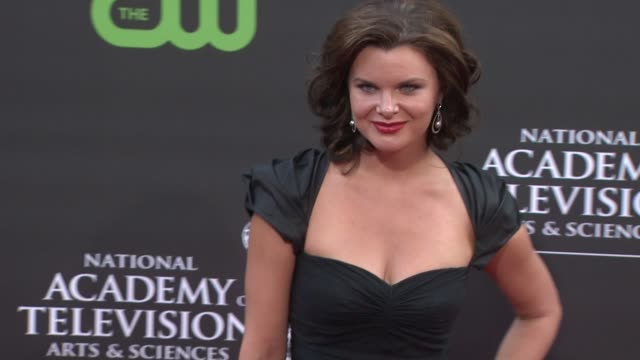 Heather Tom at the 36th Annual Daytime Emmy Awards at Los Angeles CA