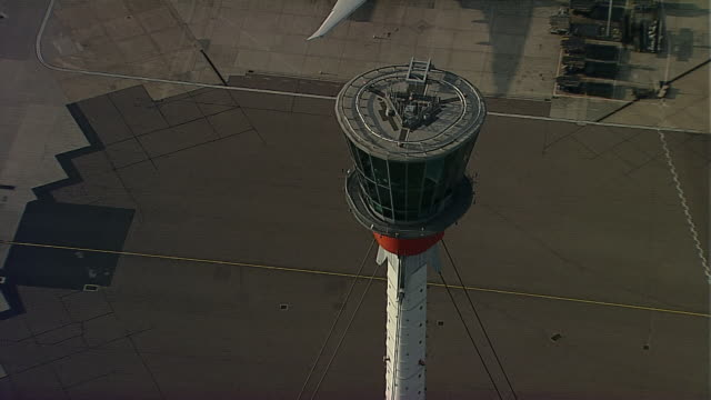heathrow tower 3 - air traffic control tower stock videos and b-roll footage