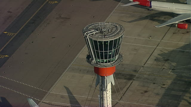 heathrow tower - heathrow airport stock videos and b-roll footage