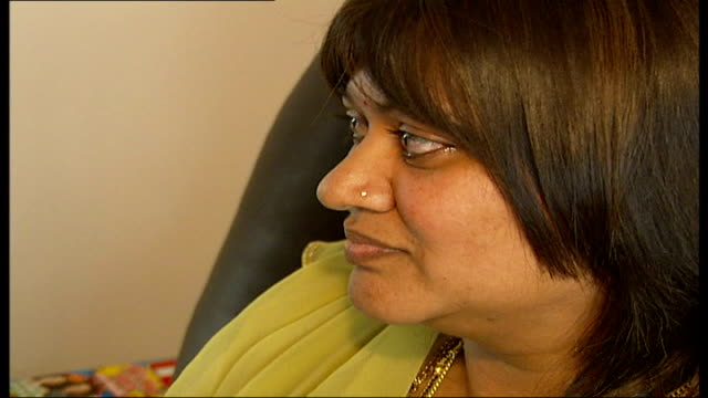 heathrow worker sacked for wearing nose piercing amrit lalji - nose piercing stock videos & royalty-free footage