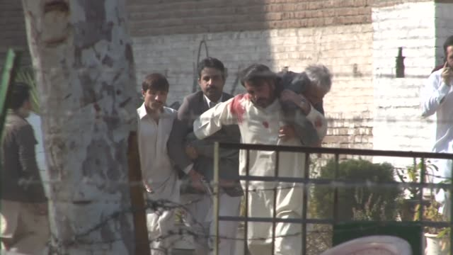 Heavily armed militants stormed a Shiite mosque in Pakistan Friday killing at least 16 people in an attack claimed by the Taliban as revenge for the...
