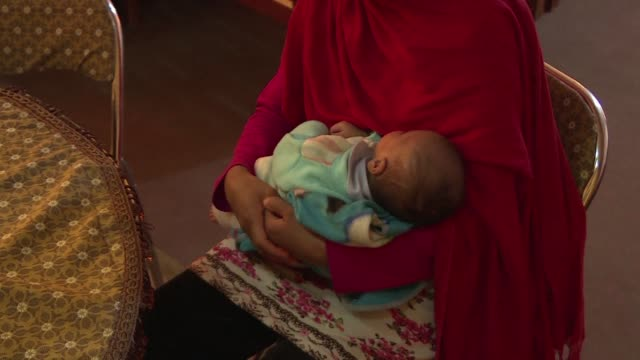 Heavily pregnant at 16 after being raped by an insurgent commander Malala was on the brink of committing suicide when she found refuge and hope in a...