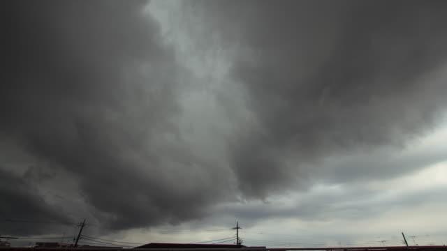 T/L,Heavy clouds.