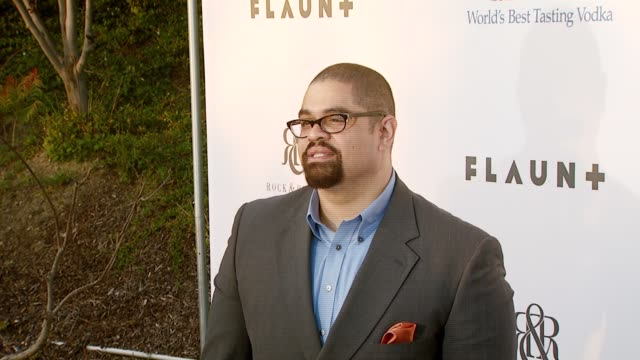 heavy d at the chrysalis butterfly ball at a private residence in los angeles california on june 2 2007 - chrysalis butterfly ball video stock e b–roll