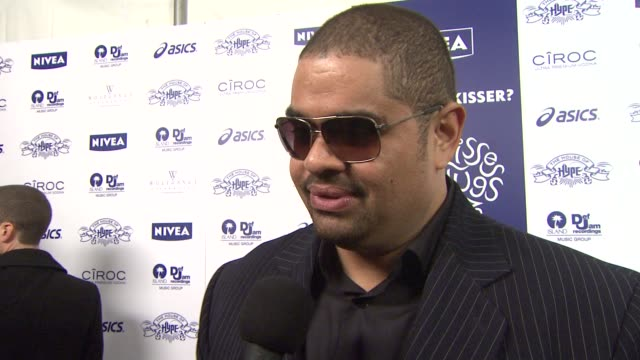 Heavy D on how he has a song on his new album called Hugs Kisses being a fan of both what's more important soft skin or lips and how he will be...