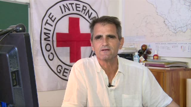 Heavy fighting in South Sudan has forced a number of staff working for The International Committee of Red Cross to withdraw from Leer in Unity State...