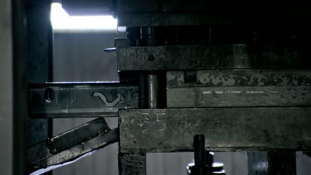 stockvideo's en b-roll-footage met zware industrie - aluminium