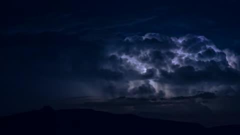 heavy thunderstorm with lightnings - lightning stock videos & royalty-free footage
