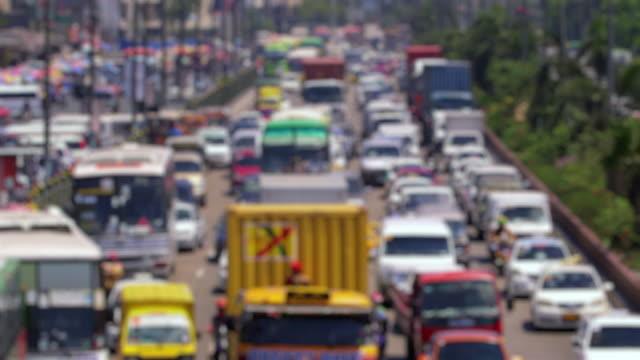 Heavy Traffic Manila