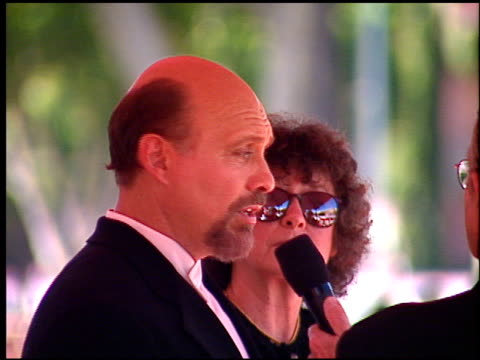 hector elizondo at the 1996 emmy awards arrivals at the pasadena civic auditorium in pasadena california on september 8 1996 - pasadena civic auditorium stock videos & royalty-free footage