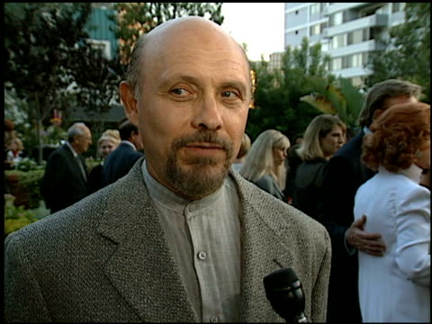 vidéos et rushes de hector elizondo at the 1996 emmy nomination party at the marque hotel in westwood, california on september 4, 1996. - westwood