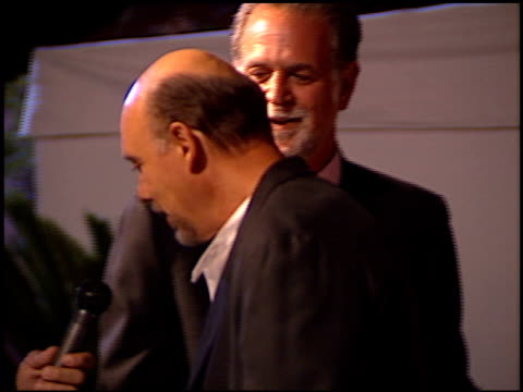 vidéos et rushes de hector elizondo at the 1997 emmy awards nomination party at the westwood marquis in los angeles, california on september 11, 1997. - nominations aux emmy awards