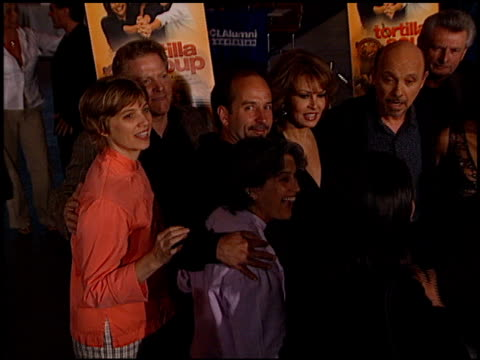 hector elizondo at the 'tortilla soup' premiere at dga theater in los angeles california on august 14 2001 - dga theater stock videos & royalty-free footage