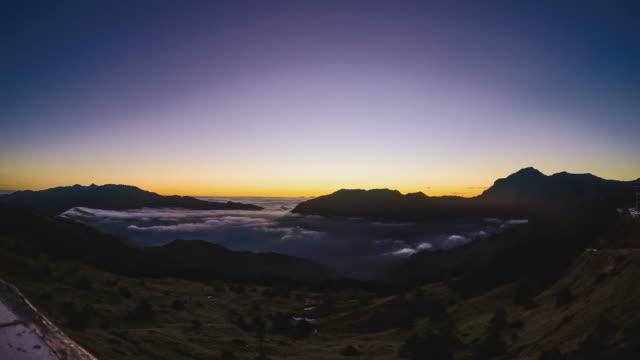 Hehuan mountain Sunrise