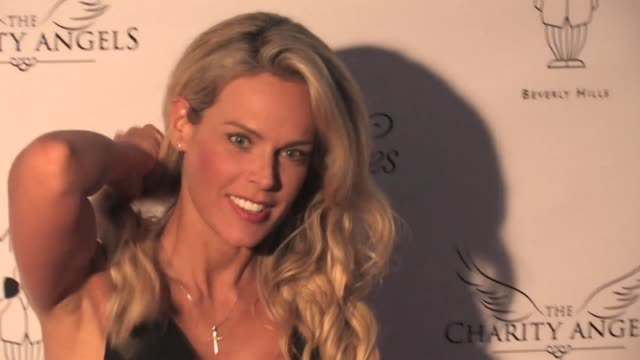 Heidi Albertsen at Linda's Voice Hosts BBQ And Bikinis Benefit at Mr C in Beverly Hills on August 25 2015 in Los Angeles California