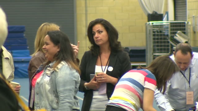 heidi allen after a poor night for change uk in the european elections - loss stock videos & royalty-free footage