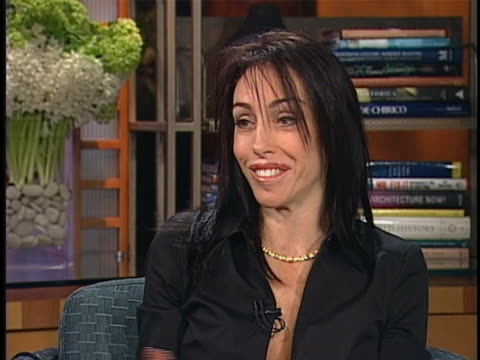 heidi fleiss discusses revealing client names in her book pandering - gender stereotypes stock videos & royalty-free footage