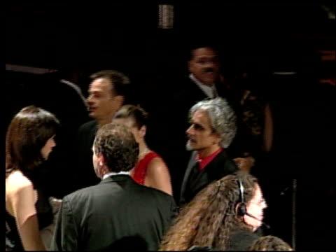 vídeos de stock e filmes b-roll de heidi klum at the 2002 academy awards vanity fair party at morton's in west hollywood california on march 24 2002 - festa dos óscares da vanity fair