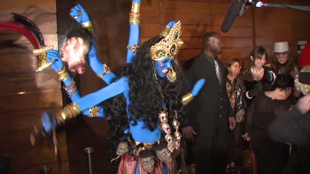heidi klum at the heidi klum's 9th annual halloween party at new york ny. - heidi klum stock videos & royalty-free footage