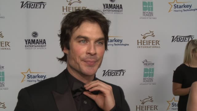 CLEAN Heifer International Hosts 3rd Annual Beyond Hunger 'A Place at the Table' Gala at Montage Beverly Hills on August 22 2014 in Beverly Hills...