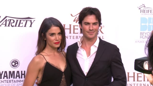 CHYRON Heifer International Hosts 4th Annual Beyond Hunger 'A Place at the Table' Gala at Montage Beverly Hills on September 18 2015 in Beverly Hills...