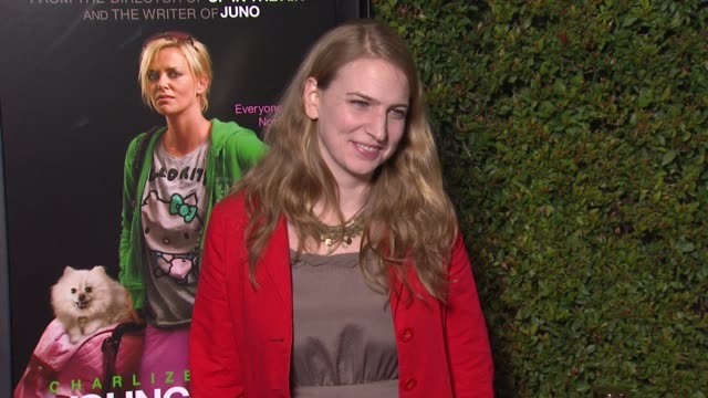 Helen Estabrook at 'Young Adult' Premiere on in Los Angeles CA