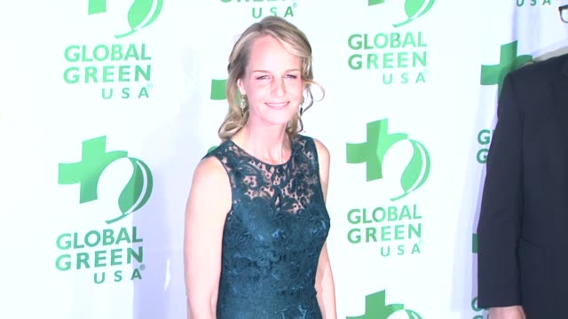 Helen Hunt at Global Green USA's 10th Annual PreOscar Party on 2/20/13 in Los Angeles CA