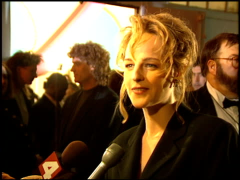 helen hunt at the comedy awards 94 at the shrine auditorium in los angeles california on march 6 1994 - ジャーマンコメディアワード点の映像素材/bロール