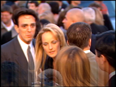 helen hunt at the 'twister' premiere on may 8, 1996. - twister 1996 film stock videos & royalty-free footage