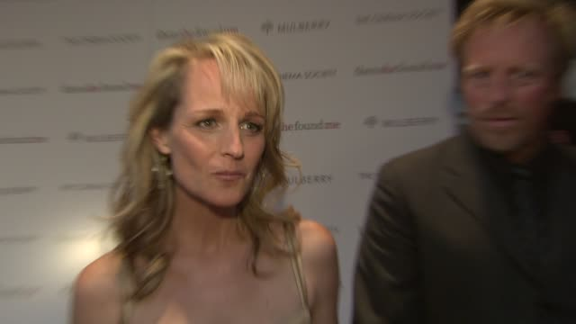 Helen Hunt says it was a long process and she's glad the film has finally made it to the screen about why the story was so special to her why she...