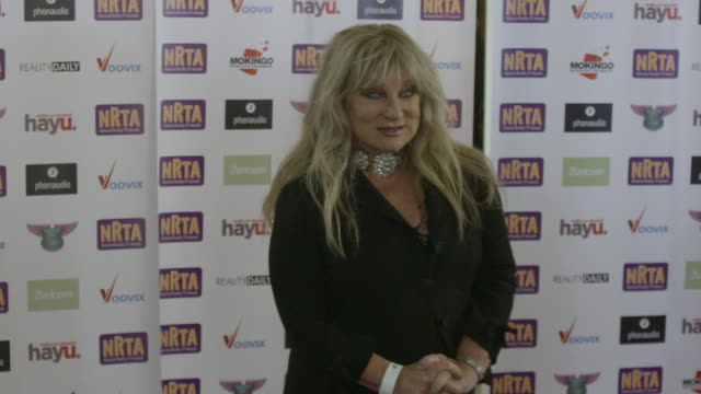 vídeos de stock e filmes b-roll de helen lederer at national reality tv awards on september 29 2016 in london england - helen lederer