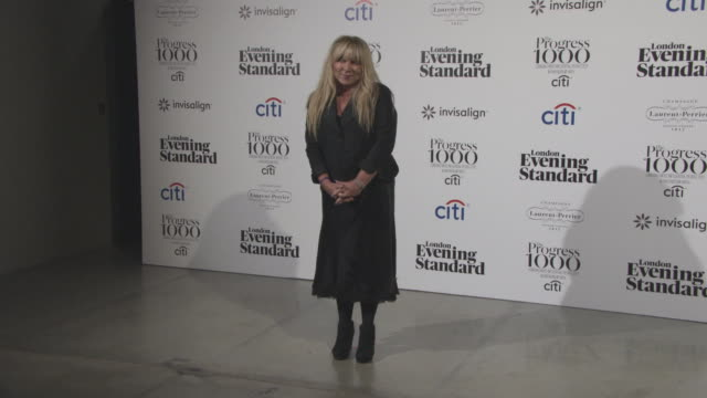 vídeos de stock e filmes b-roll de london's most influential people in partnership with citi and sponsored by invisalign uk on october 19 2017 in london england - helen lederer