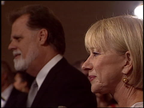 helen mirren at the 2005 dga director's guild of america awards at the beverly hilton in beverly hills california on january 29 2005 - director's guild of america stock-videos und b-roll-filmmaterial