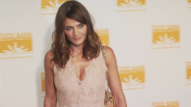 Helena Christensen at the Food Bank for New York City's 8th Annual CanDo Awards Dinner at New York NY