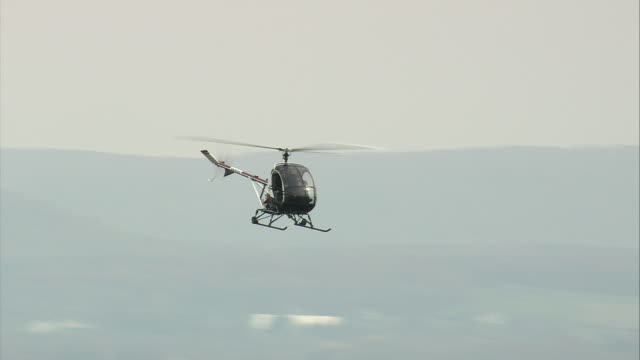ts helicopter in the air / new york, united states - propeller stock videos and b-roll footage