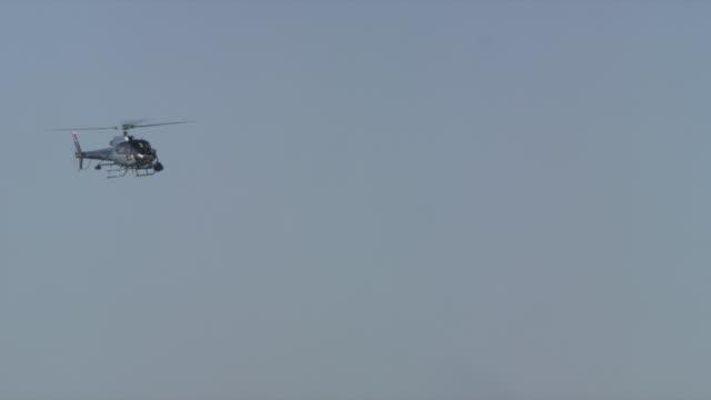 Helicopter Over Iguazu Falls