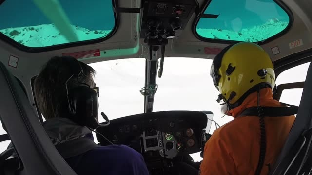 pov of helicopter pilot and passenger, ascending - pilot stock videos & royalty-free footage
